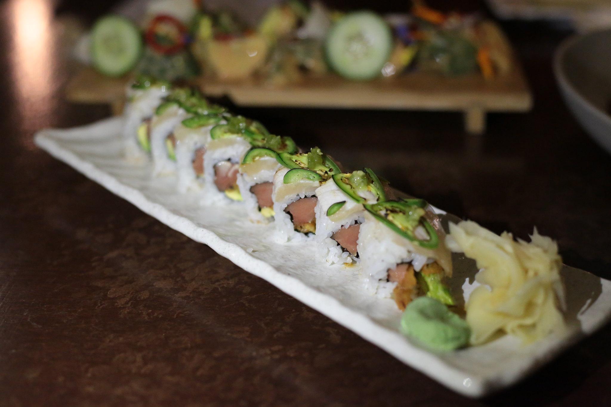 J's kaiyo sushi