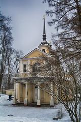 Znamenskaya church, Tsarskoe Selo