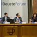 """06/02/2018 - Conferencia DeustoForum. Mikel Mancisidor: """"La ciencia, la gran desconocida de los Derechos Humanos"""""""