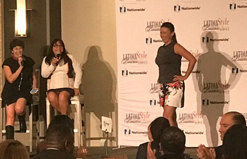 Latina Style Business Series Golf Fashion Show