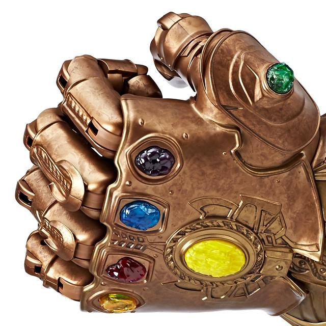 【販售地點公開!!!】就算畏懼、逃避,命運依舊會降臨! 【霸氣限量發行】Marvel Legends 《復仇者聯盟:無限之戰》收藏型無限手套