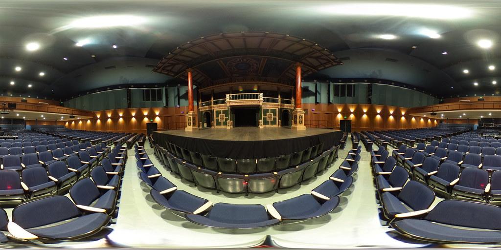 Hofstra Globe Stage
