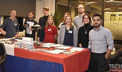 PVH at Tech Job Fair in Amsterdam