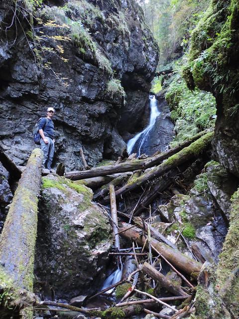 Veľký Sokol, Slovak Paradise National Park