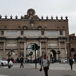 Flaminian gate - Rome 2018 - Piazza del Popolo and Rameses II obelisk to Seti. - https://www.flickr.com/people/21343347@N03/