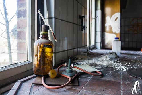 Lost Places: Industriegelände