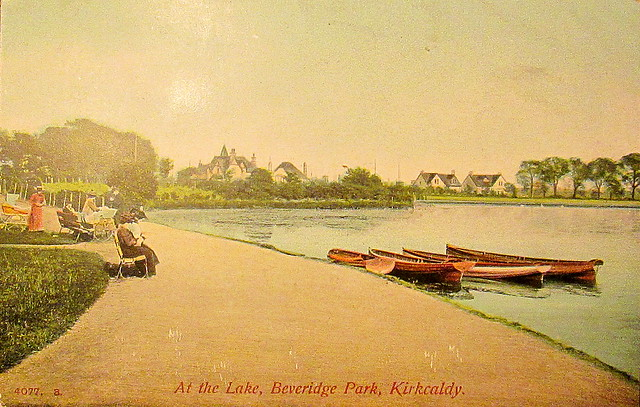 Beveridge Park, Kirkcaldy