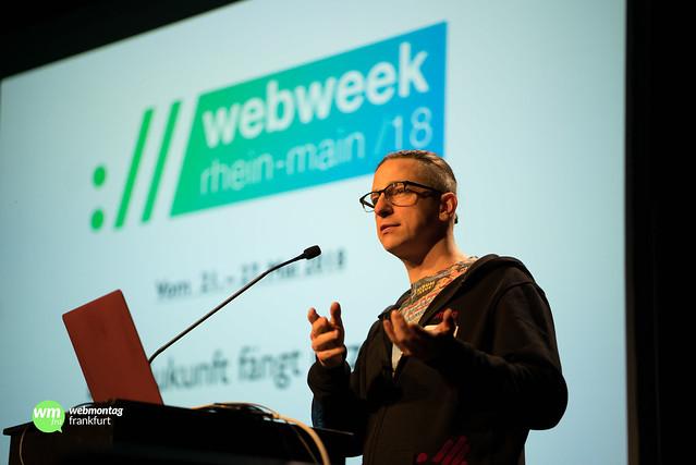 """Roman Kessler: """"Webweek RheinMain"""""""