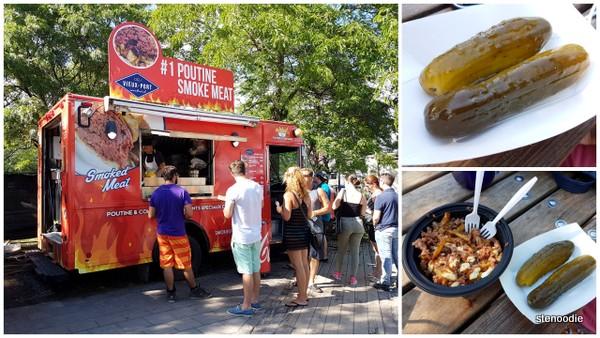 Deli Vieux-Port Montreal food truck