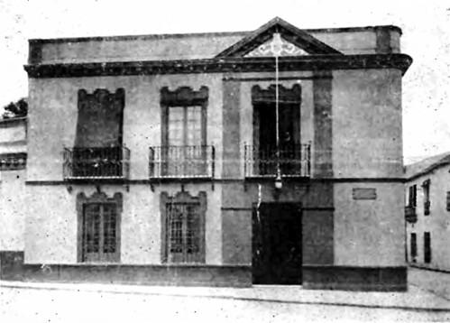 1932. Nazarenos, ¡Viva Andalucía!
