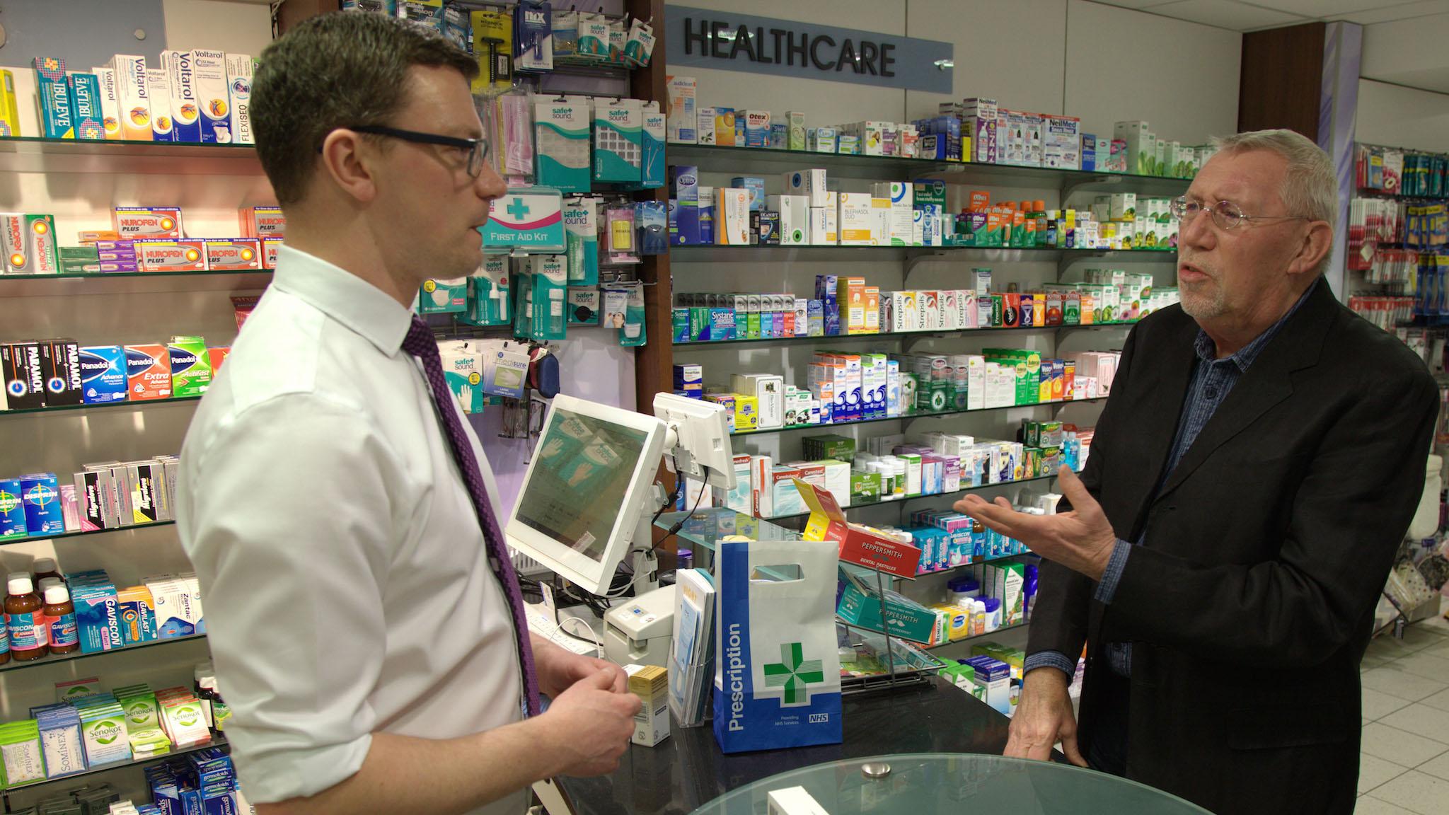 Pharmacy prescribing at the University of Bath