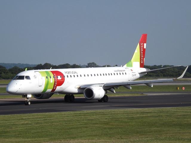 CS-TPT Embraer 190LR ERJ-190-100LR, Fujifilm FinePix S4900