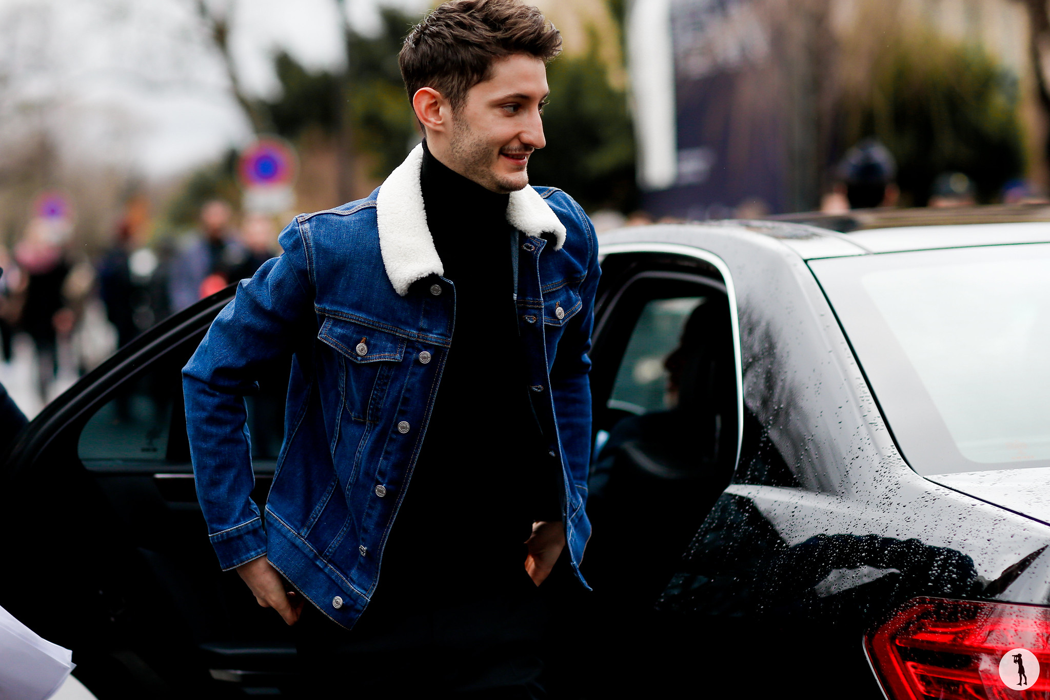 Pierre Niney - Paris Fashion Week Menswear FW18-19 (1)