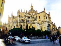 Plaza Mayor, Segovia