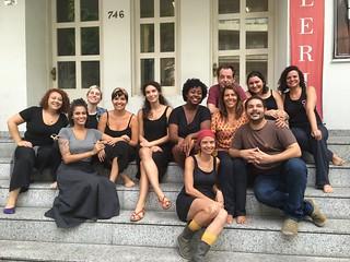 """Tournée Master Class """"Le Théâtre en classe de FLE"""" au Brésil"""