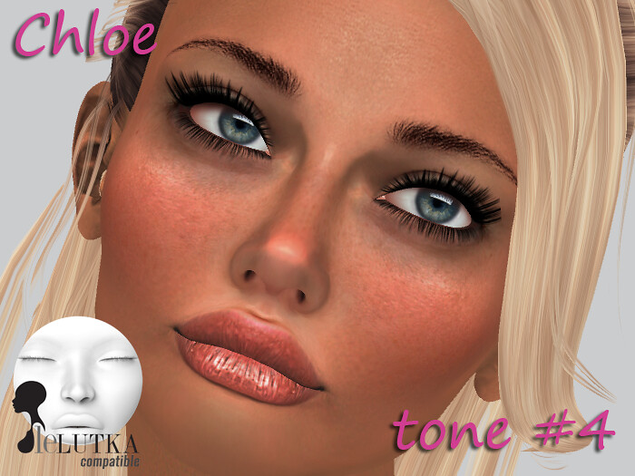 Cheap & Chic! -Chloe tone #4- skin applaier LeLutka