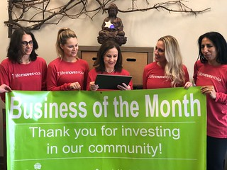 February Business of the Month