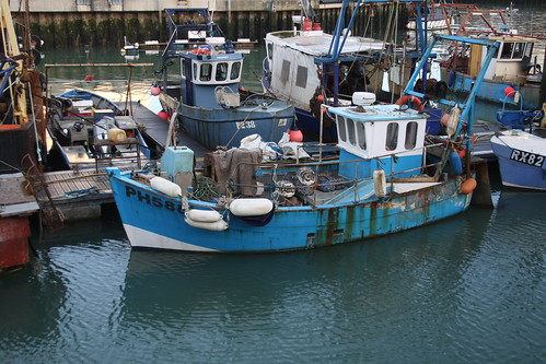 Fishing Boat PH588 LA COQUET