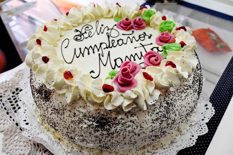 Tortas tradicionales de Omi Gretchen - Torta de cielo