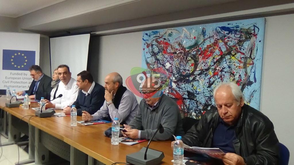 Υπογραφή σύμβασης για πρόσφυγες στην Τρίπολη