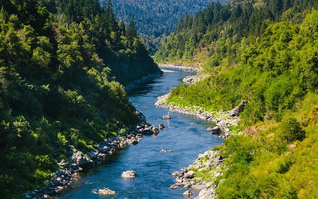 Klamath River - Martins Ferry, California