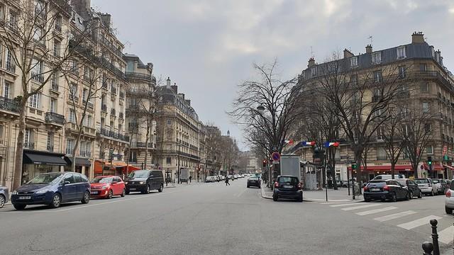 Avenue Niel di Kota Paris (liputan6.com/ Agustin Setyo W)