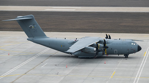 M54-01 Royal Malaysian Air Force Airbus A400