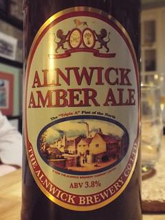 Alnwick, Alnwick Amber Ale, England