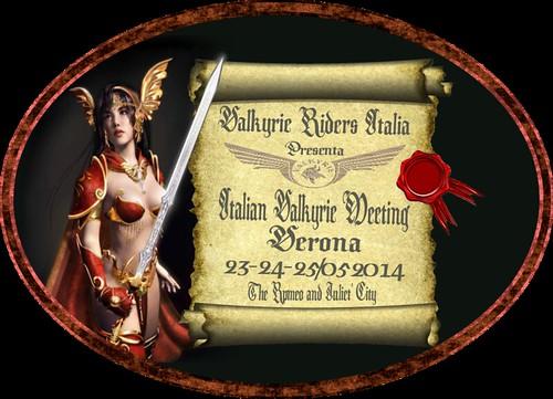 Italian Valkyrie meeting verona 2014