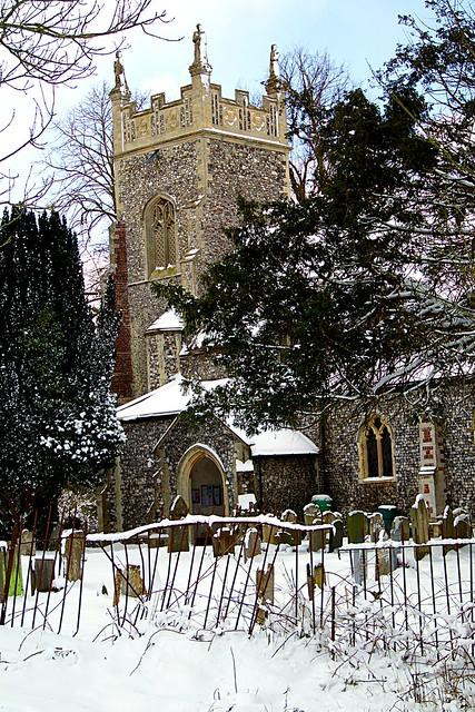 Beautiful Beighton Church, Canon EOS M3, Tamron 18-200mm F/3.5-6.3 Di III VC