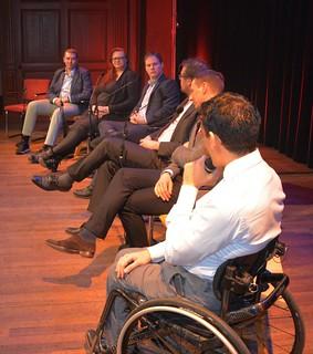 Debat rond de Wiv Amsterdam 060318