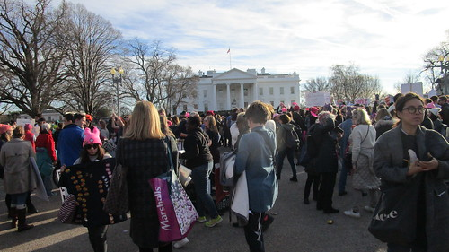 The Women's March on Washington 2018