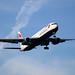 G-BZHB Boeing 767-336(ER), British Airways, Heathrow, London