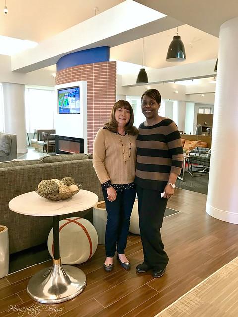 Linda and Me-Housepitality Designs