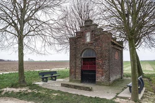 Vlijtingen - Kapel van Onze-Lieve-Vrouw van 7 weeën