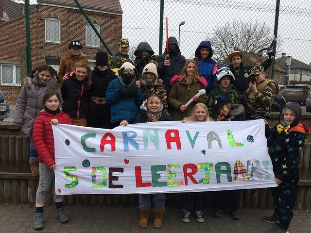 9 februari: Carnaval