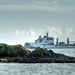 Ship  and Drakes Island.