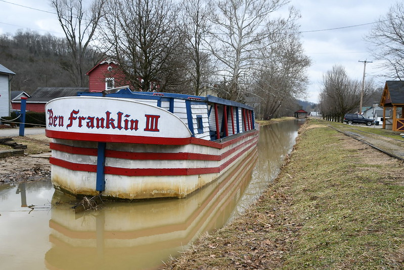 Ben Franklin III, Metamora, IN