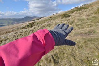 Berghaus Paclite jacket review - velcro sleeves