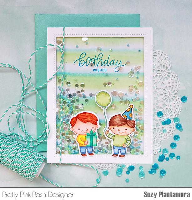 Birthday Wishes Shaker