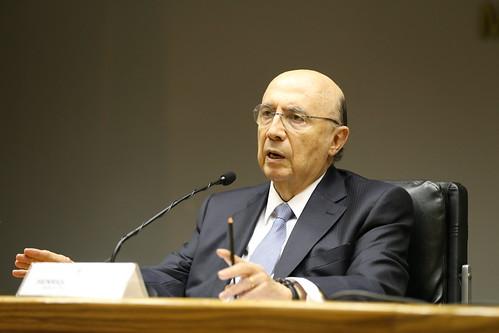 12/01/2018 Ministro Henrique Meirelles concede coletiva à imprensa