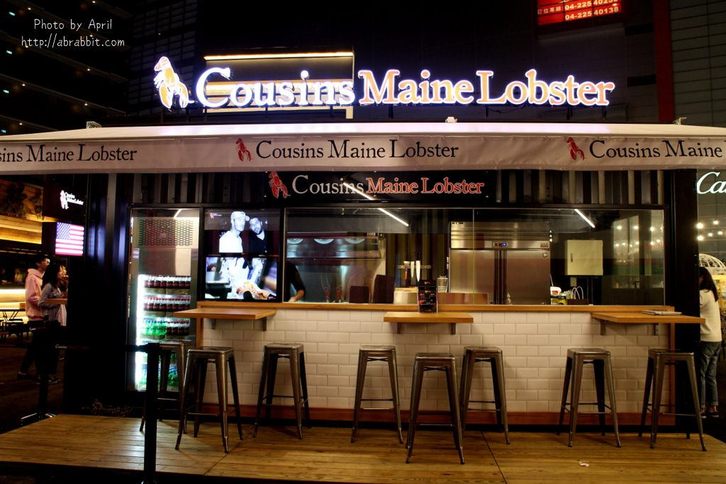 27908296969 6ae06570ca o - 熱血採訪|UNO市集美食|Cousins Maine Lobster-美國空運來台的龍蝦堡!(市集已歇業)