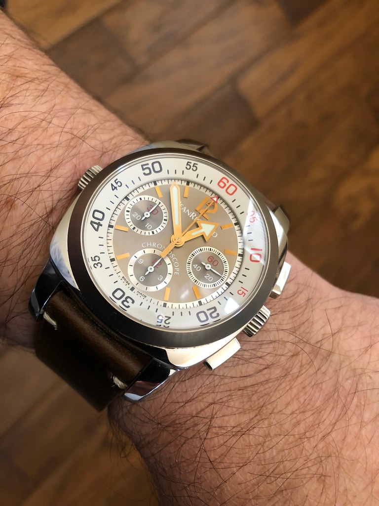 JR Chronoscope