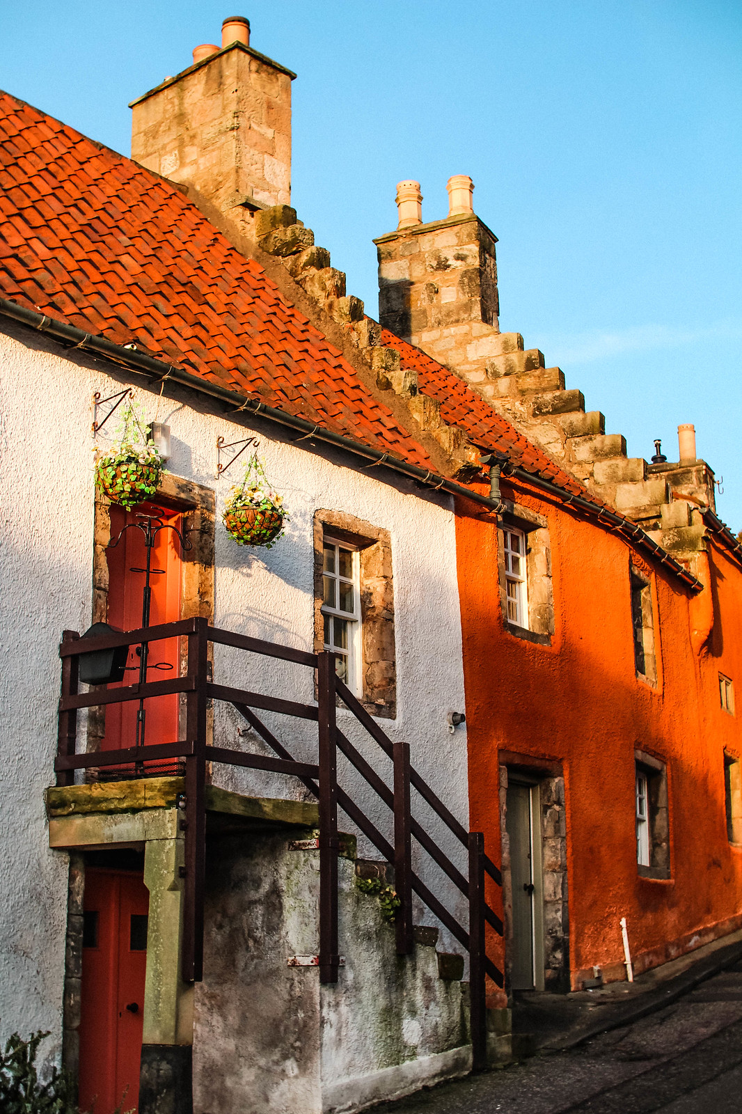 Royal Burgh of Culross, Fife Village, Outlander Filming Location Travel Lifestyle Blogger The Little Things UK Scotland