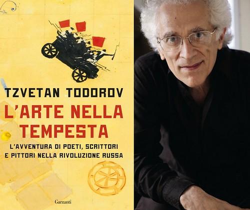 Tzvetan Todorov L'arte nella tempesta