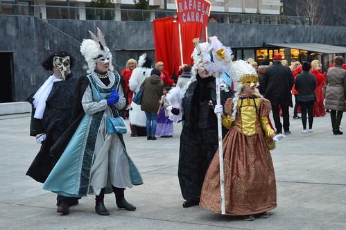 Desfile de Carnaval