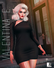 NEW! Valentina E. Keira Dress @ Remnant!