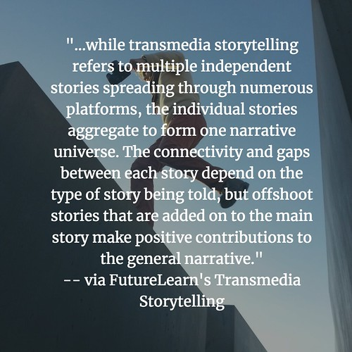 Transmedia Storytelling Narrative Universe