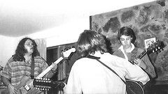 """Ergo Possum"", me, Richard, Joanie, Joanies's House #19"