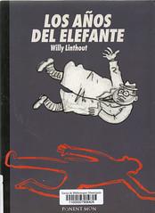 Willy Linthout, Los años del elefante